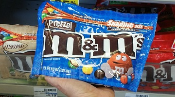 Nice Price on M&Ms Chocolate Candies at CVS This Week!