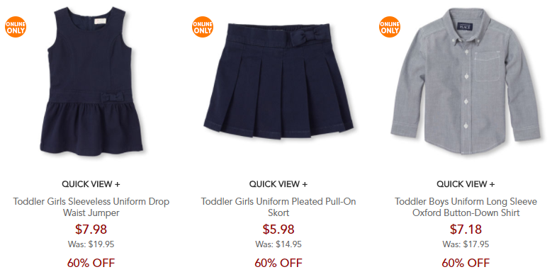 design a school uniform online free
