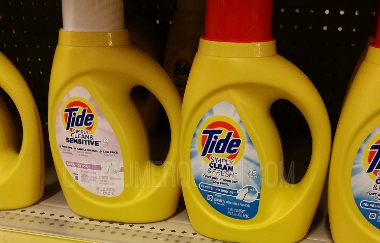 Tide Detergent & Downy as Low as $1.94 With CVS App Coupons!