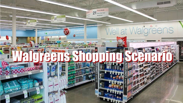Walgreens Scenario 10/15: $13.83 for Only $2.98 After RR & Points!