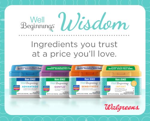 Well Beginnings Wisdom with Walgreens!