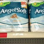 Angel Soft Bath Tissue 10¢ at Homeland & Country Mart!