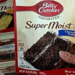 Betty Crocker Cake Mix 45¢, Frosting 89¢ at Homeland!