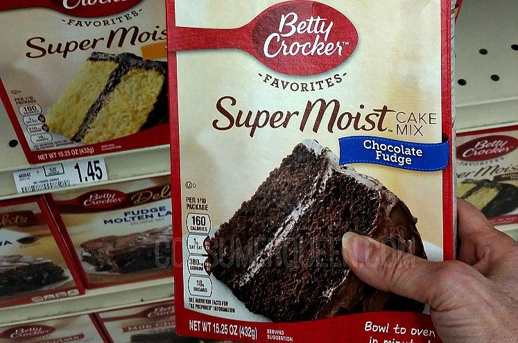 New GM Coupons: Betty Crocker Cake Mix, Pillsbury & Progresso!
