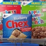 Best Cereal Deals at Walmart – Chex & Toast Crunch as Low as 77¢!