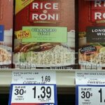 Cilantro Lime Rice-A-Roni 39¢ at Homeland & Country Mart!