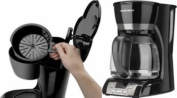 Best Buy: Black & Decker Coffeemaker $14.99 – Today Only