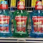 Colgate Mouthwash Only 99¢ at CVS This Week!