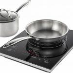 Best Buy: 4-Piece Induction Cooktop Set $49.99
