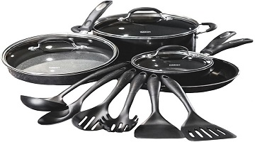Best Buy: Cuisinart 13pc Aluminum Cookware Set $59.99-Today Only