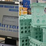 Coupon Insert Storage Crates ONLY $3.47 at Walmart!