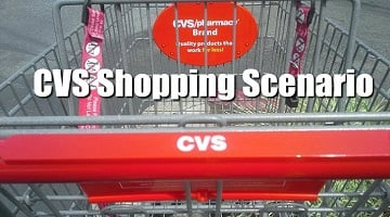 CVS Shopping Scenario 7/23: Score $25.82 for ONLY $4.84 After EB!