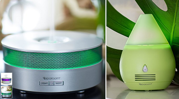 Zulily: Essential Oil Diffusers Starting at $15.99 – Up to 50% Off