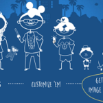Build Your Own Disney Family Decal and Get It For Free!