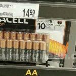 Duracell 16-ct batteries 1¢ After Office Depot Bonus Rewards!