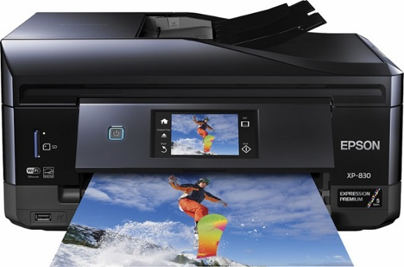 best buy epson premium all in one printer today only. Black Bedroom Furniture Sets. Home Design Ideas
