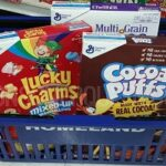 GM Cereals $1.50 + FREE Milk wyb 4 at Homeland Next Week!