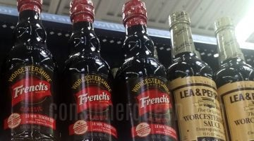 French's Worcestershire Sauce (15-oz.) $1.04 at Walmart!