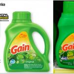 Gain Liquid Detergent (19-25 loads) $1.95 at Dollar General!