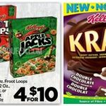 Kellogg's Cereals $1.50 at Homeland & Country Mart w/New Coupons!