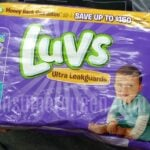 Luvs Diapers: Walmart, Target, Crest Foods (as low as $3.97!)