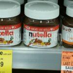 Nutella Hazelnut Spread 99¢ at Walgreens & Target!