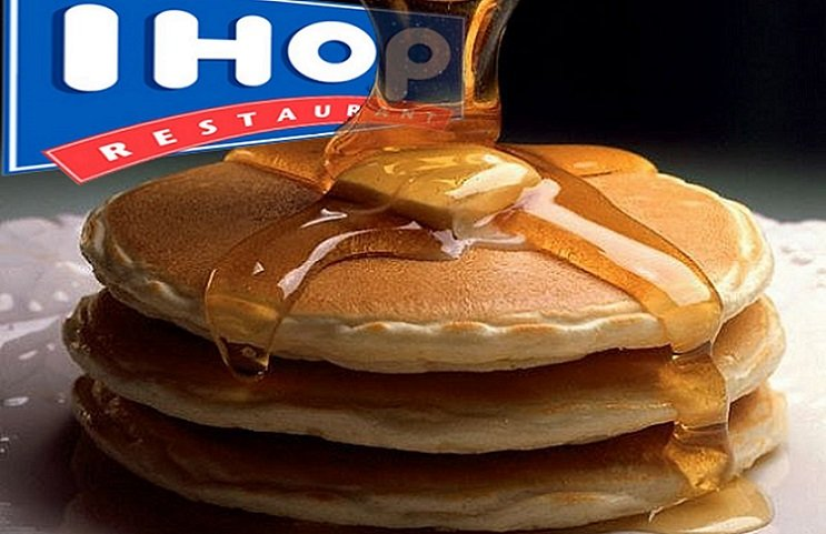All You Can Eat Pancakes $3.99 at IHOP thru 2/12!