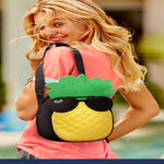 Victoria's Secret Pink : FREE Pineapple Cooler w/Purchase + Sale!
