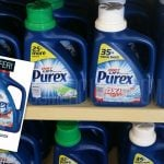 Purex Detergent ONLY $1.49 at CVS – No Coupons Needed!