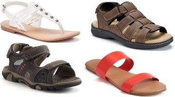 Kohl's: End of The Season Sandal Sale And Extra 20% Promo Code!