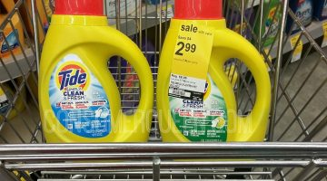 Tide Simply Clean $1.99 This Week at Walgreens!