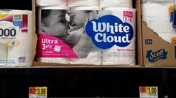 White Cloud Bath Tissue as Low as 16¢ per Roll at Walmart!