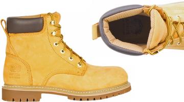 Dick's Sporting Goods: King's Men's Steel Toe Work Boots $29.99