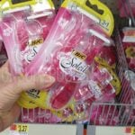 Bic Soleil Disposable Razors FREE + Profit at Walmart