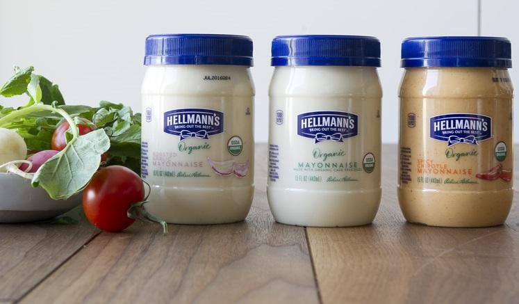 Hellmann's Organic Mayo $2.39 at Target After Cartwheel!
