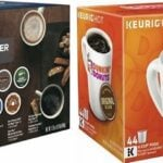 Best Buy: 40-44 ct. K-Cups ONLY $19.99 (Save up to $15 per Box!)