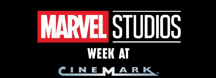 Marvel Studios XD Week at Cinemark – See 11 Movies for $5 Each!