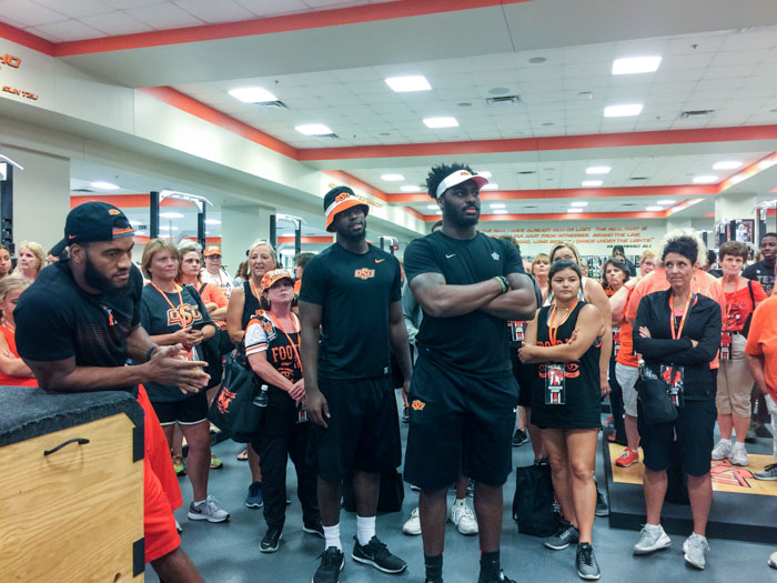 OSU Cowboys Weight Room (1 of 1)