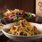 Olive Garden: Never Ending Pasta EIGHT WEEK Pass On Sale 9/14 For $100