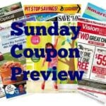Sunday Coupon Preview 10/21/18 – Three Inserts Coming