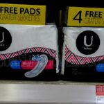 Kotex Products as Low as 36¢ at Walmart After Cash Back!