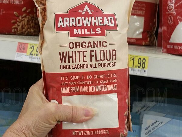 Arrowhead Mills Organic All Purpose Flour Only $1.43 at Walmart!
