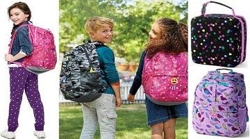 Lands End: Backpacks and Lunchbags 50% Off + Free Shipping – Today Only