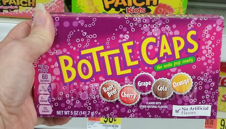 SweeTart, Spree & Other Theater Box Candy 60¢ at Walmart!