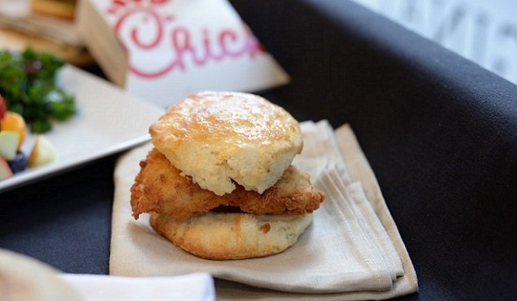 chick fil a breakfast free  »  8 Picture » Creative..!