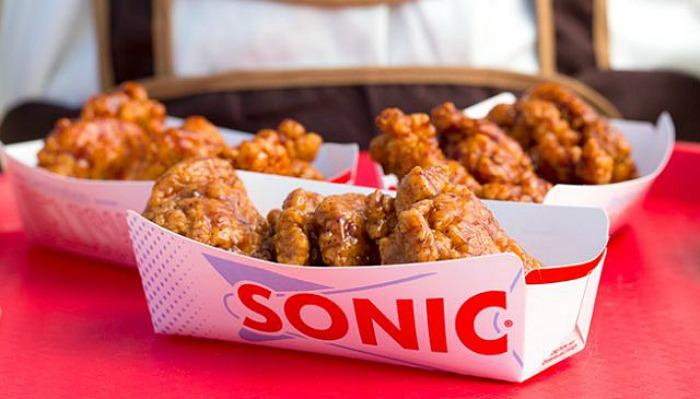 BOGO Boneless Chicken Wings Every Thursday at Sonic!