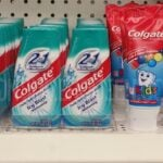 Colgate Toothpaste Only 50¢ at Dollar Tree!