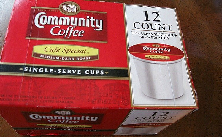 Community Coffee K-Cups 12-ct. Only $2.49 at Walgreens!