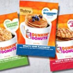 FREE Dunkin' Donuts Bakery Series Sample Pack (Get Three!)