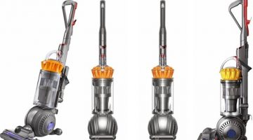 Best Buy: Dyson Ball Bagless Vacuum $199.99 Shipped – Today Only (8/16)
